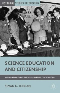 Cover Science Education and Citizenship