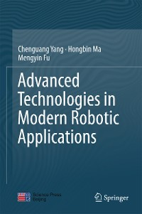 Cover Advanced Technologies in Modern Robotic Applications