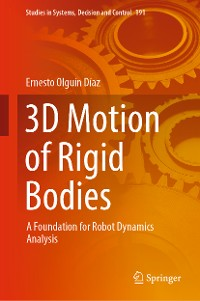 Cover 3D Motion of Rigid Bodies