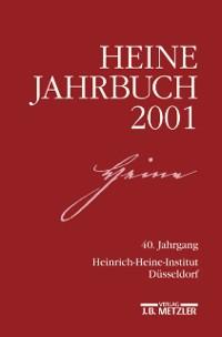 Cover Heine- Jahrbuch 2001