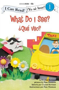 Cover Que veo? / What Do I See?