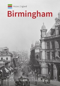 Cover Historic England: Birmingham