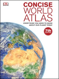 Cover Concise World Atlas