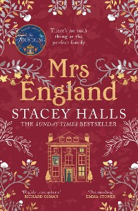 Cover Mrs England
