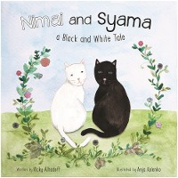 Cover Nimai and Syama a Black and White Tale