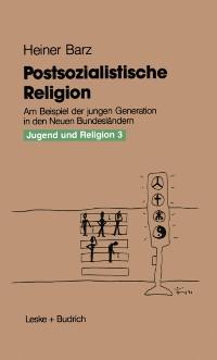 Cover Postsozialistische Religion