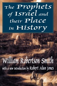 Cover Prophets of Israel and their Place in History
