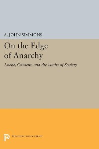 Cover On the Edge of Anarchy
