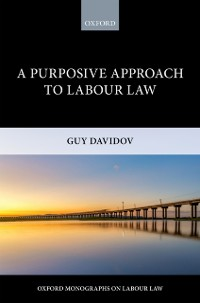 Cover Purposive Approach to Labour Law