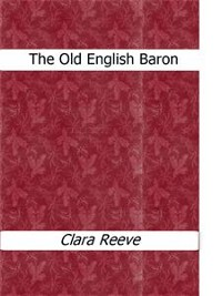 Cover The Old English Baron