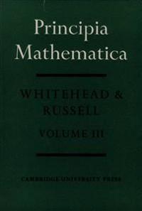 Cover Principia Mathematica (Volume III)