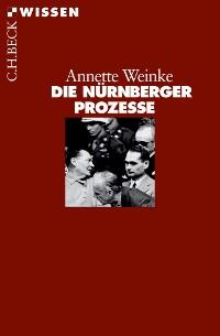 Cover Die Nürnberger Prozesse