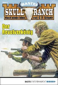 Cover Skull-Ranch 4 - Western