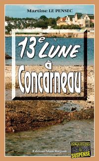 Cover 13e Lune à Concarneau