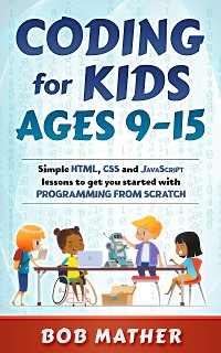Cover Coding for Kids Ages 9-15