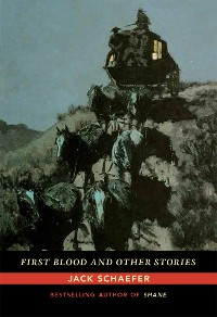 Cover First Blood and Other Stories