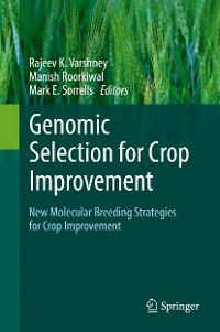 Cover Genomic Selection for Crop Improvement