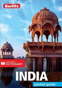 Cover Berlitz Pocket Guide India (Travel Guide eBook)
