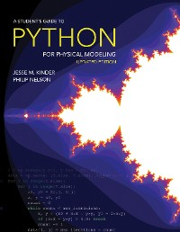 Cover A Student's Guide to Python for Physical Modeling