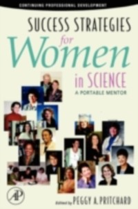 Cover Success Strategies for Women in Science