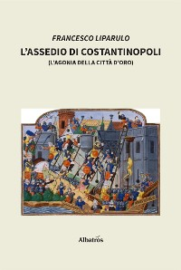 Cover L'assedio di Costantinopoli