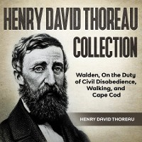 Cover Henry David Thoreau Collection