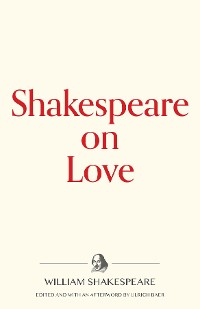 Cover Shakespeare on Love