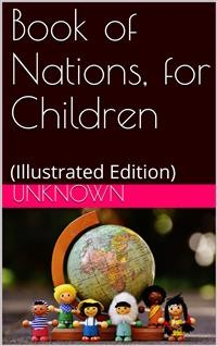 Cover Book of Nations, for Children