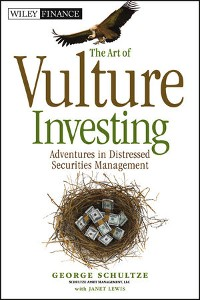 Cover The Art of Vulture Investing