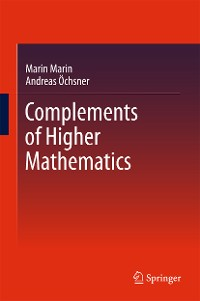 Cover Complements of Higher Mathematics