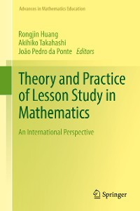 Cover Theory and Practice of Lesson Study in Mathematics