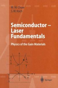Cover Semiconductor-Laser Fundamentals