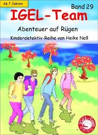 Cover IGEL-Team 29, Abenteuer auf Rügen