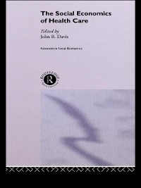Cover Social Economics of Health Care