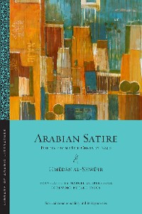 Cover Arabian Satire