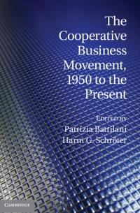 Cover Cooperative Business Movement, 1950 to the Present