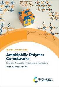 Cover Amphiphilic Polymer Co-networks