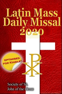 Cover The Latin Mass Daily Missal