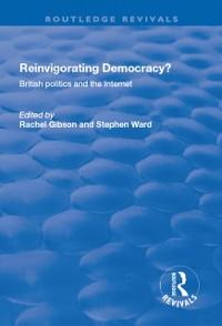 Cover Reinvigorating Democracy?