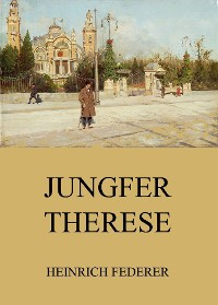 Cover Jungfer Therese
