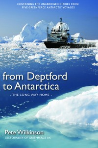 Cover From Deptford to Antarctica