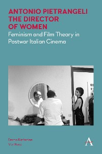 Cover Antonio Pietrangeli, The Director of Women
