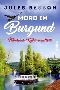 Cover Mord im Burgund