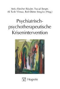 Cover Psychiatrisch-psychotherapeutische Krisenintervention