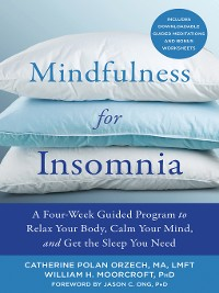Cover Mindfulness for Insomnia