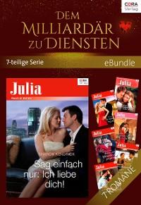 Cover Dem Milliardär zu Diensten - 7-teilige Serie