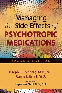 Cover Managing the Side Effects of Psychotropic Medications