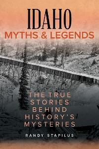 Cover Idaho Myths and Legends