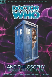 Cover Doctor Who and Philosophy