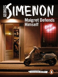 Cover Maigret Defends Himself